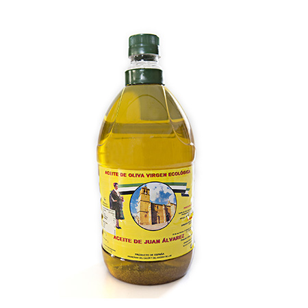 Aceite de Oliva Virgen Ecológica 2L