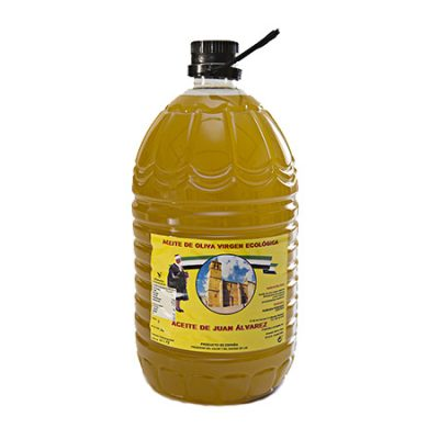 Aceite de Oliva Virgen Ecológica 5L