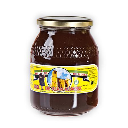 Miel envase 1000 gr