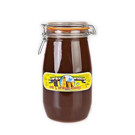 Miel de Flores 2100 gr Envase Hermético