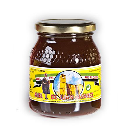 Miel envase 500 gr