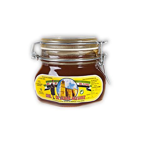Miel de Flores 650 gr Envase Hermético